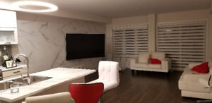Room(brand new) with your own seperate washroom(brand new)