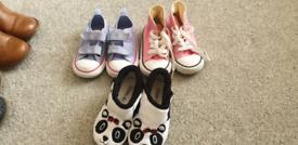 Size 6 girls footwear