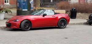 Mazda MX5 transfert de bail $2500 Incitatif