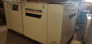 75hp Ingersoll Rand Rotary Screw Compressor (575v)