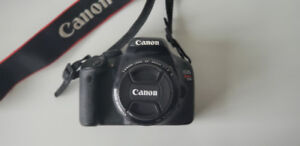 Cannon T2i   Digital SLR Camera   50mm 1.8 Cannon Lens Included!