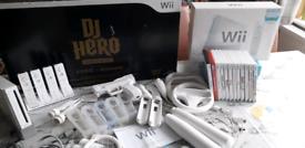 Massive Nintendo Wii Bundle with 14 Games