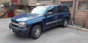 2002 TRAILBLAZER FOR SALE