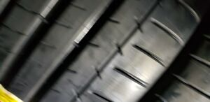 2 X NEW 255-45-ZR19 ETE MICHELIN PILOT SUPER SPORT 100Y NEUFS