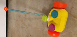 Fisher Price Happy Whistler vintage toy