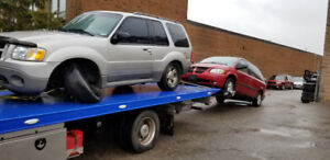 WE PAY CASH 4 SCRAP REMOVAL- CAR - VAN - TRUCK - SUV | Call NOW