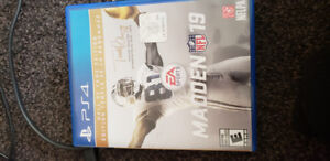 Madden 19 HOF Edition Ps4