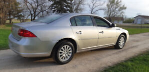 2006 buick luxerne safetied clean