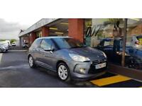 2010 CITROEN DS3 1.6 HDi 16V DStyle GBP20 Tax 70mpg