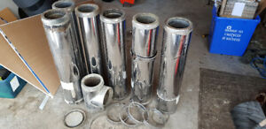 Chimney stainless
