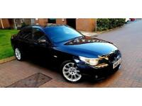 Beautiful BMW 5 Series 530d M Sports 3.0 Diesel. Smoked Lights Tinted windows px