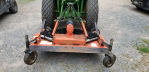 Taylor-Way 3160 3pt hitch mower
