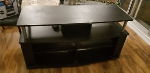 Spacious TV Table mint condition