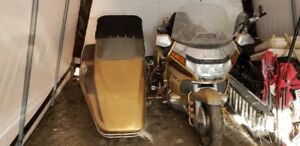 Gold Wing/Sidecar For Sale