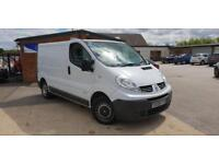 2009 Renault Trafic 2.0TD SL27dCi 115 NEW SERVICE DONE