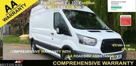 2018 Ford Transit 2.0 350 EcoBlue FWD L3 H3 EU6 5dr - 1 OWNER, FSH, 1YR MOT, WAR