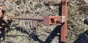 3 point hitch bale spear