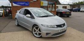 2009 Honda Civic 2.2TD ( 138bhp )SE MANUAL DIESEL NEW SERVICE DONE