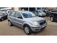 Ford Fusion 1.4 2005MY 2