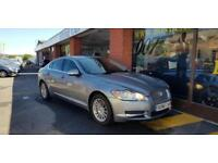 2008 JAGUAR XF 2.7d Luxury Auto 204 bhp