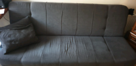 Sofa bed - free collection