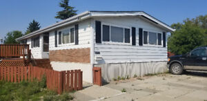 Double Wide Mobile Home - Delivery Included in AB