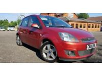 08 Plated- Ford Fiesta 1.4 Diesel TDCi Zetec Climate 5 drs- 10 Months MOT