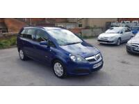 Vauxhall/Opel Zafira 1.6i 16v ( a/c ) 2006. Life( 7seater )Low Mileage,HPI Clear