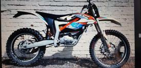 Ktm freeride electric motorcycle