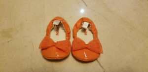 Brand New Baby Gap Shoes Size 3-6 mths