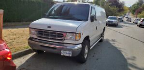 GREAT CONDITION WORK VAN!! FORD 1998 E250