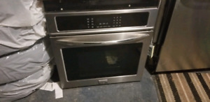 Frigidaire Oven, Whirlpool Dishwasher, Frigidaire Electric Cookt