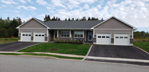 Garden home for sale in Hampton, NB