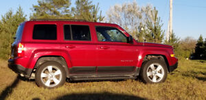 2014 Jeep Patriot North Edition 4x4 - just in time for winter!