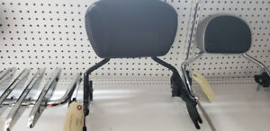 HD Passenger Backrest for