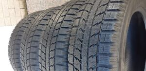 195/65R/15 TOYO OBSERVE SNOW TIRES-GOOD CONDITION-LOTS OF TREAD