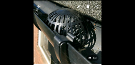 Gutter downpipe filter/guard