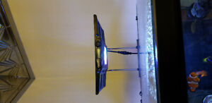Maxspect razor 60w led saltwater reef great condition