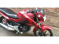 Honda GL 125 cbf cbr only 1499 no offers