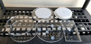 Acrylic Cake Plates for Cake Decorating