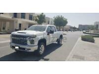 2020 Chevrolet Silverado 2500 HD CREW CAB 4WD LTZ 6.6L V8 fully loaded LHD FSH