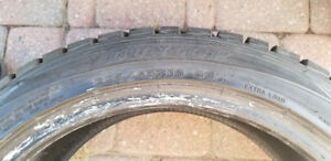 225/45/18 Dunlop Maxx winter tires for sell