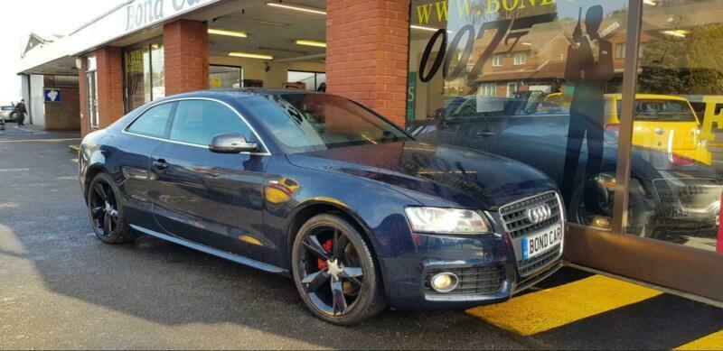 2010 Audi A5 20t Fsi 180 S Line Special Ed Start Stop In