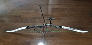 Olympic Recurve Bow (Archery Set)