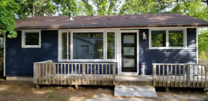 Wasaga Beach Cottage Rental on the river