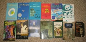 Soft cover books - any two for $5.00
