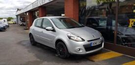 2011 RENAULT CLIO 1.2 TCE Dynamique TomTom Nav