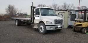 Deal Fell Through, 2009 Freightliner M2 Flatbed