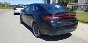 2013 Dodge Dart REDUCED 75000km 6 speed manual drives like new.