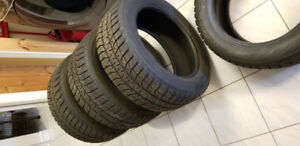 4 Bridgestone Blizzak Great condition ....one winter use only
